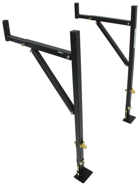 Side Ladder Rack by Erickson Truck Bed Ladder Rack Side Mount Steel 250