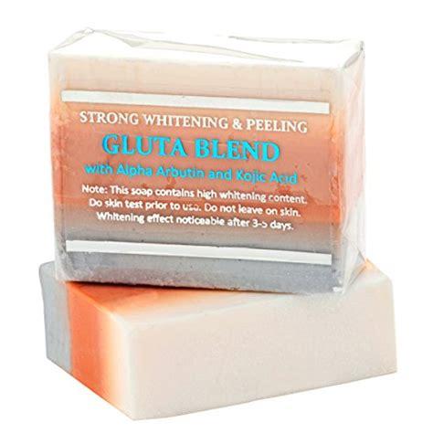 Gluta Violet premium maximum whitening peeling soap w glutathione arbutin and kojic acid beyond