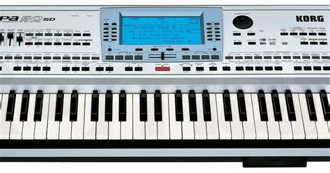 Keyboard Bekas Korg Pa 50 keyboard set korg pa50 sd