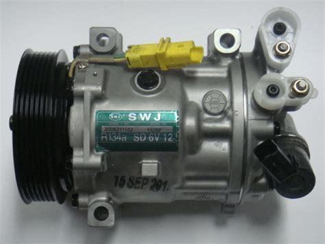 Kompresor Type Sanden Peugeot Type 306 Or 405 welcome to swj my