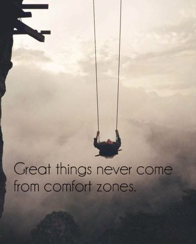 great things never came from comfort zones great things never came from comfort zones family