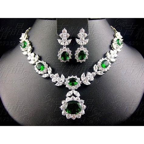 The Perfection Handmade Jewelry - luxury handmade necklace earring wedding jewelry set