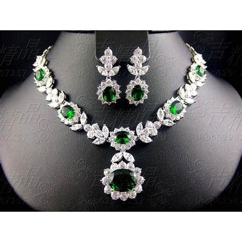 The Perfection Handmade Jewelry - luxury handmade necklace earring wedding jewelry set