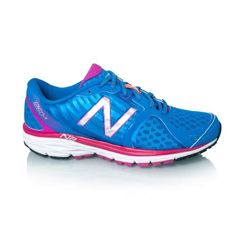 new balance womens running shoes new balance 1260v5 womens running shoes blue pink