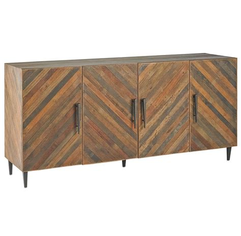 Reclaimed Wood Credenza montserrat rustic mid century lodge reclaimed wood credenza sideboard kathy kuo home