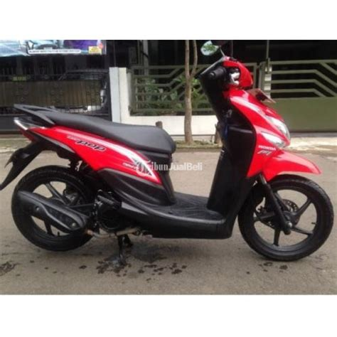 Honda Beat Pop Murah motor matic seken murah honda new beat pop esp fi 2015