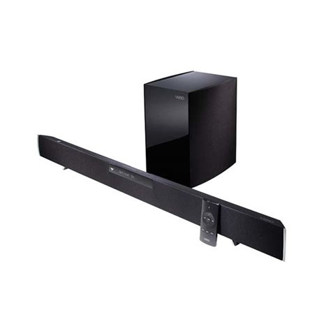 vizio refurbished 40 inch 2 1 channel home theater sound
