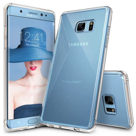Samsung A3 Ringke Fusion Clear Soft Casing Bumper Cover Keren ringke fusion clear for samsung galaxy note 7