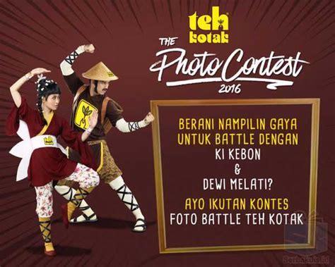 Promo Teh Kotak teh kotak photo contest 2016