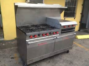 commercial stoves combination gas stoves for sale