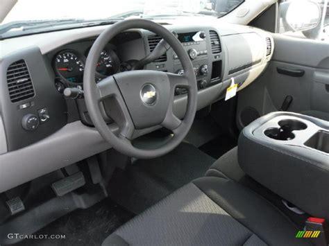 2011 chevrolet silverado 1500 extended cab interior photo