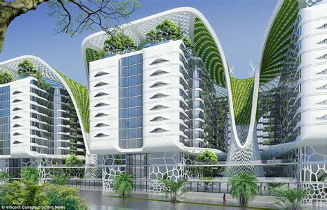 new construction design the ultimate eco building architect designs futuristic