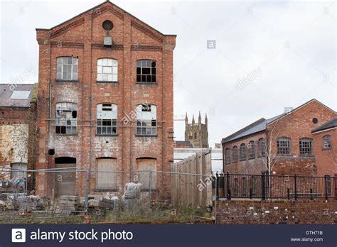 derelict factory buildings worcester