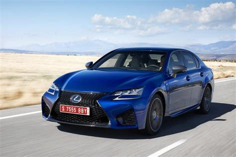 Gs 470 Lexus by New 2016 Lexus Gs F Review