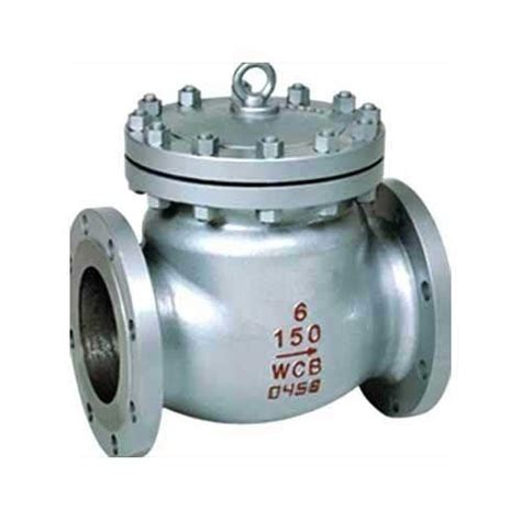 check valve swing type industrial check valves swing type check valve