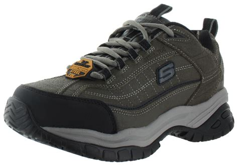 skechers 76760 s steel toe work shoes sneakers ebay