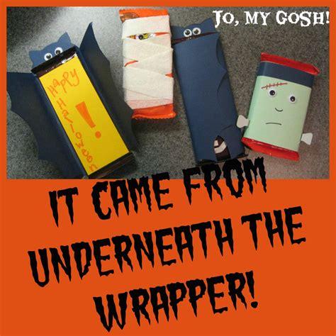 bat bar wrapper template mummy and bat bar wrappers