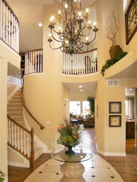 beautiful entryways gorgeous foyer and staircase interior design and home