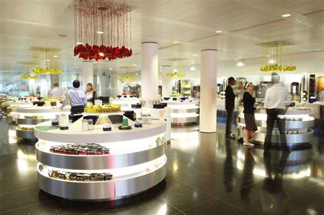 The Pantry Headquarters by Bloomberg Office Bloomberg L P Office Photo