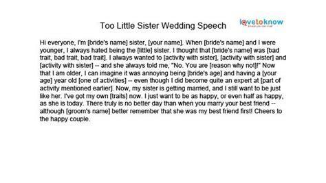 Best 25  Sister wedding speeches ideas on Pinterest   Maid