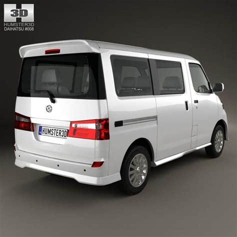 Sparepart Daihatsu Luxio daihatsu luxio 2013 3d model hum3d