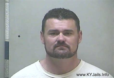 Kentucky Arrest Records Mugshots Larry Shane Richards Arrest Mugshot Henderson County Detention Kentucky 9 27 2010