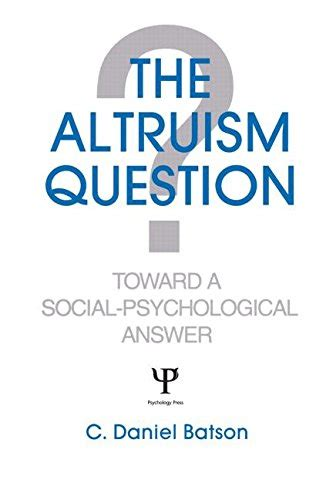altruism question daniel batson author profile news books and speaking
