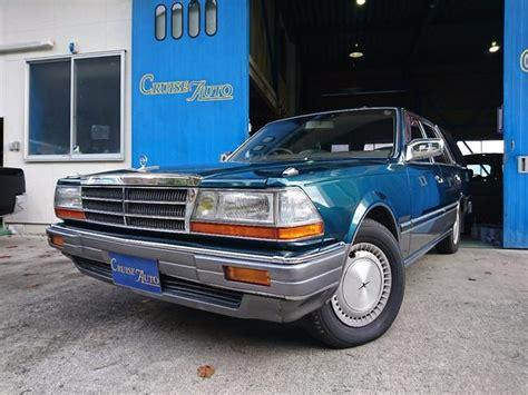 nissan gloria wagon nissan gloria wagon v20e sgl 1996 green ii 51 698 km