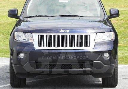2013 Jeep Grand Grill Inserts Custom Jeep Grand Suvsavcrossover Grill 2011 2013