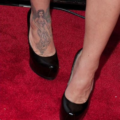 jillian michaels tattoo fit with tattoos shape magazine