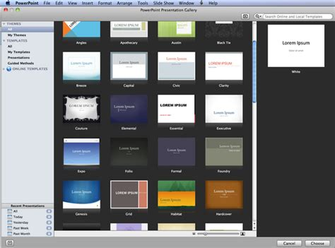 Download Powerpoint Templates For Mac Roncade Info Free Powerpoint Templates Mac