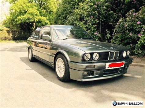 bmw e30 325i coupe for sale 1990 coupe 325 for sale in united kingdom