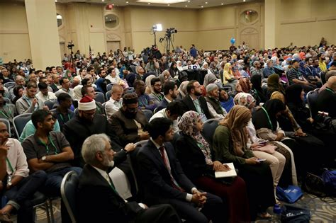iranian interest section in usa n america muslims meet in chicago for convention about