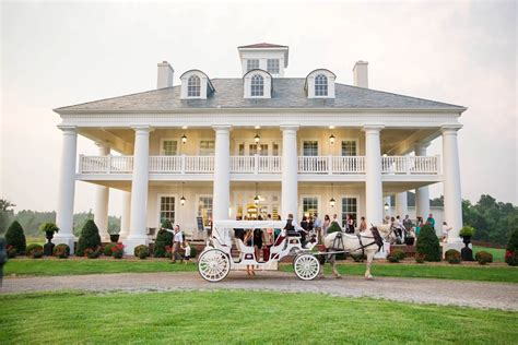 the plantation house the country plantation house wedding mason and allie cincinnati wedding