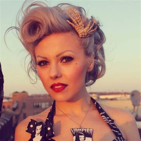 psychobilly hairstyles 50 pin up hairstyles for retro glam hair motive hair motive