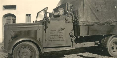 opel truck ww2 opel blitz cabrio truck world war photos