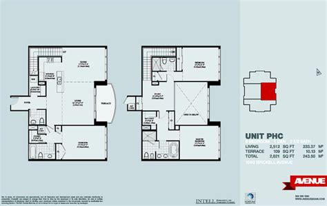 1060 brickell floor plans 1060 brickell the ledwitz group
