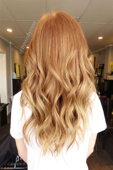 strawberry blonde balayage formula image result for balayage for strawberry blonde hair