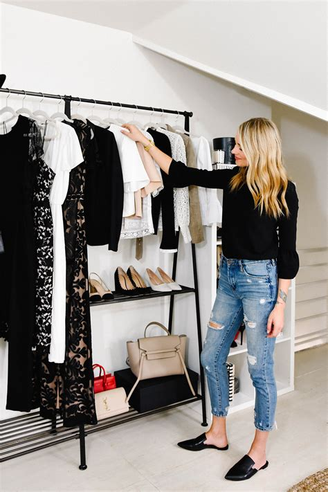 Stylist Clothing Rack by How To Style A Clothing Rack Fashion Jackson