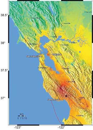 san francisco earthquake map usgs why should i prepare big quakes will affect you