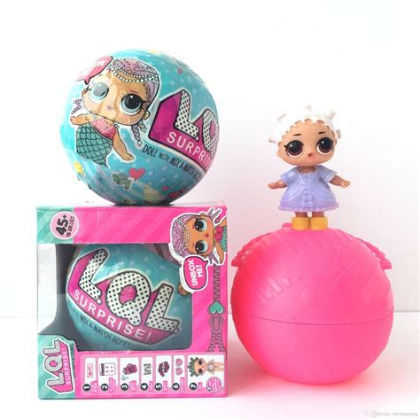 speelgoed lol boneca lol surpresa serie 1 lql lil surprise bola novo