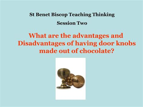 ppt what are the advantages and disadvantages of