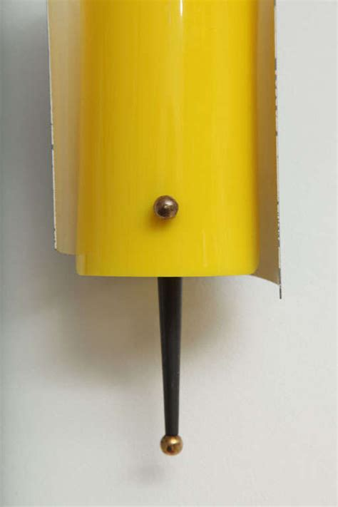Yellow Wall Sconce Yellow Sconces At 1stdibs