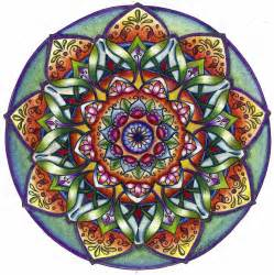 colored mandala waitsfield elementary mandalas