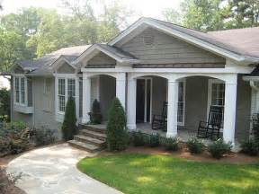 Dallas Awning Are Ranch Style Homes Not Popular In Atlanta Vinings