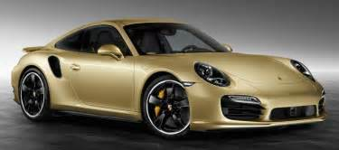 Or Porsche Porsche Releases 911 Turbo Exclusive In Lime Gold Cpp Luxury