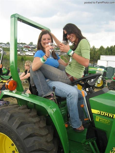 girls on john deere tractors sexy girls on tractors group 6 sexy tractor girls
