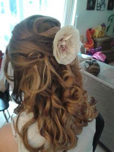 cute hairstyles for junior prom junior bridesmaid hair style