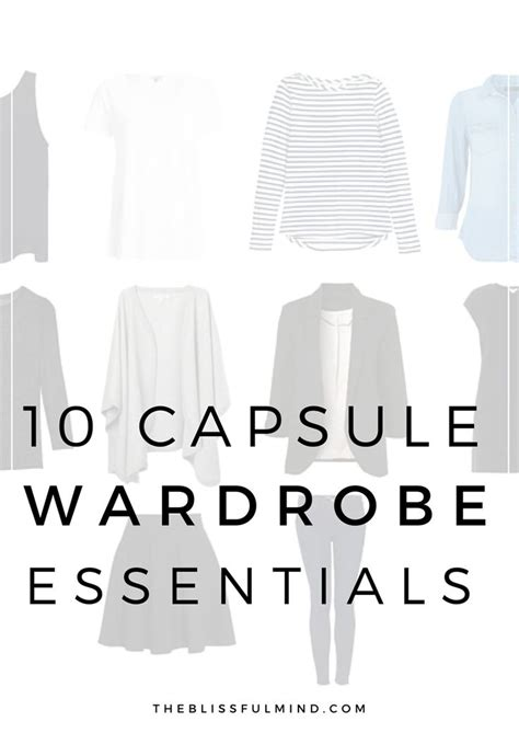 7 Tips For Creating A Capsule Wardrobe by 1000 Images About Capsule Wardrobe On