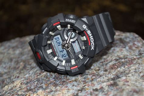 Casio G Shock Ga 700 1a Original g shock ga 700 1a excellent readability